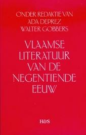 Vlaamse literatuur van de negentiende eeuw : dertien verkenningen