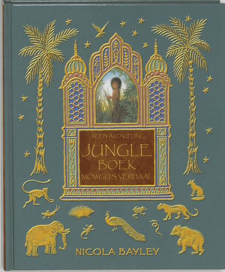 Jungle boek : Mowgli's verhaal