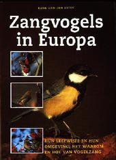 Zangvogels in Europa