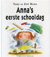 Anna's eerste schooldag