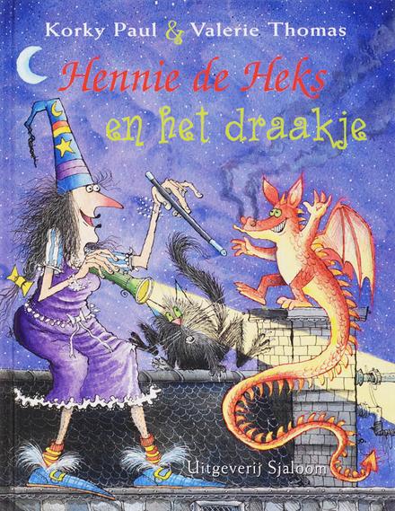 Hennie de heks en het draakje