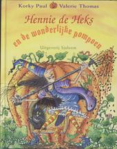 Hennie de heks en de wonderlijke pompoen