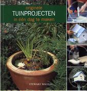 Originele tuinprojecten in één dag te maken