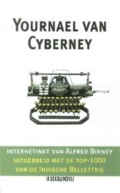 Yournael van Cyberney : internetinkt van Alfred Birney aangevuld met de top-1000 uit de Indische belletrie