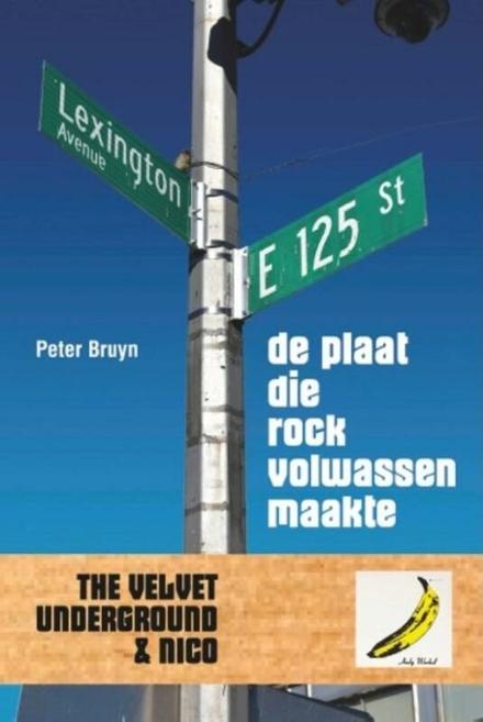 De plaat die rock volwassen maakte : The Velvet Underground & Nico - een kruispunt in de culturele tijdruimte