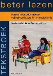 Beter lezen : cursus voor beginnende volwassen lezers in het Nederlands