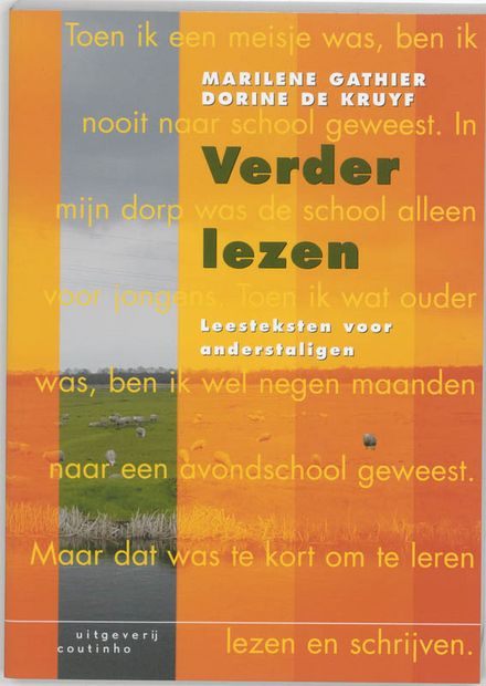 Verder lezen : leesteksten voor anderstaligen