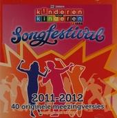 Songfestival 2011-2012 : 40 originele meezingversies