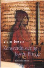 Zonsverduistering boven Brugge