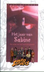 Het jaar van Sabine : de soap van het bedrijfsleven