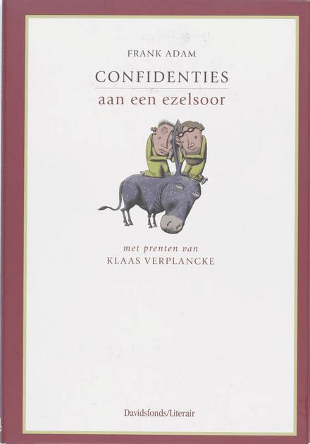 Confidenties aan een ezelsoor