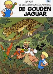 De gouden jaguar