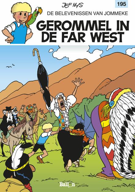 Gerommel in de Far-West