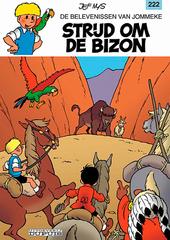 Strijd om de bizon