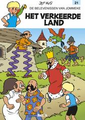 Het verkeerde land