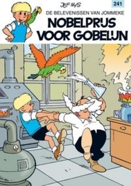 Nobelprijs voor Gobelijn