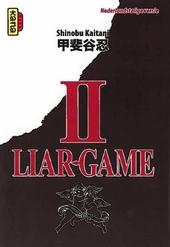 Liar-game. 2