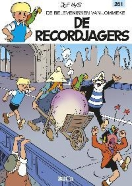 De recordjagers