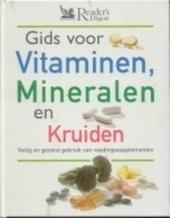 Gids voor vitaminen, mineralen en kruiden