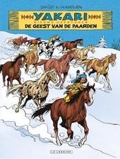 De geest van de paarden