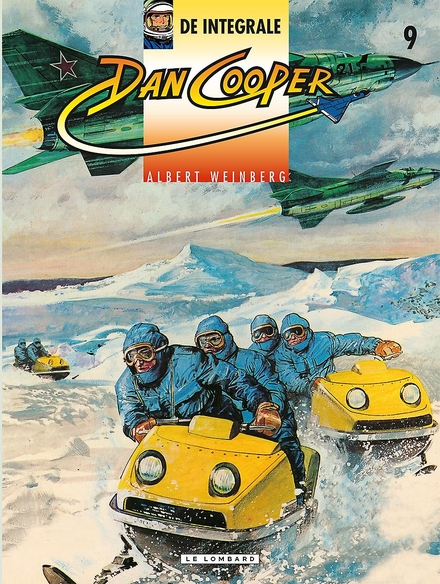 Dan Cooper : de integrale. 9