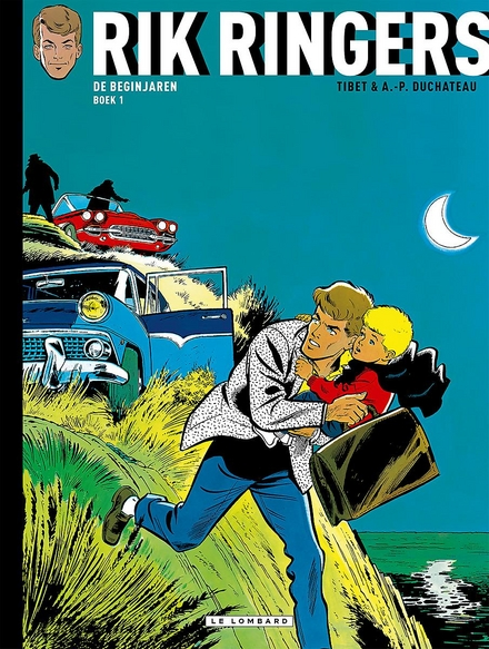 Rik Ringers : de beginjaren. boek 1