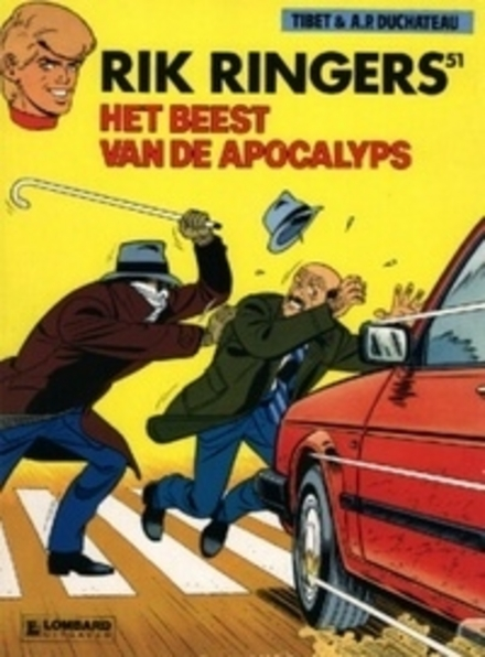 Het beest van de apocalyps