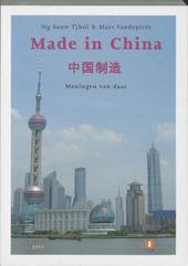Made in China : meningen van daar