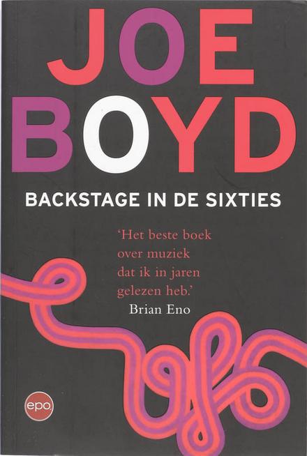 Backstage in de sixties