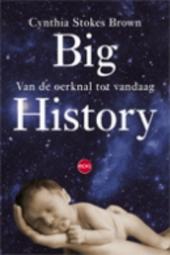 Big history : van de oerknal tot vandaag