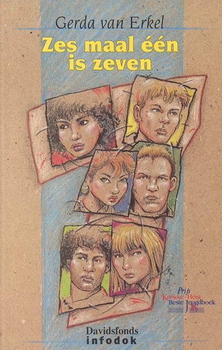 Zes maal één is zeven