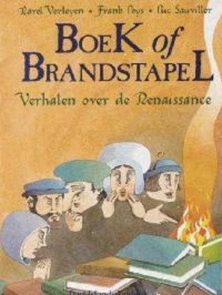 Boek of brandstapel : verhalen over de Renaissance
