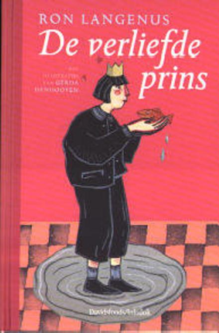 De verliefde prins : het verhaal van Elke en prins Diederik van Lommelije