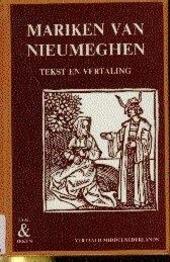 Mariken van Nieumeghen : tekst en vertaling Hessel Adema