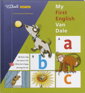 My first English Van Dale voorleeswoordenboek