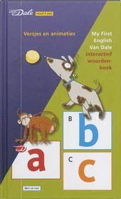 My first English Van Dale interactief woordenboek : versjes en animaties