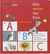 Mijn eerste Van Dale voorleeswoordenboek / geschreven door Liesbeth Schlichting, Betty Sluyzer, Marja Verburg ; getekend door Paula Gerritsen