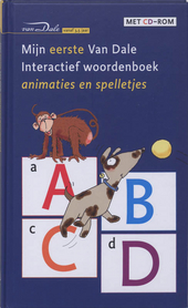 Mijn eerste Van Dale interactief woordenboek : animaties en spelletjes