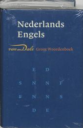 Van Dale groot woordenboek Nederlands-Engels