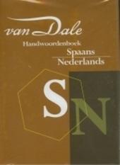 Van Dale handwoordenboek Spaans-Nederlands