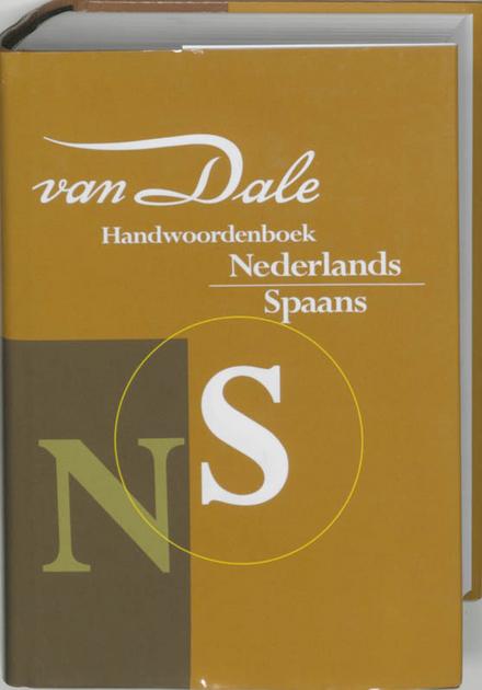 Van Dale handwoordenboek Nederlands-Spaans