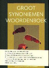 Groot woordenboek van synoniemen en andere betekenisverwante woorden