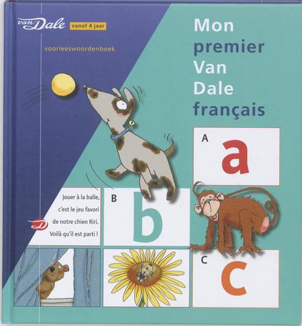 Mon premier Van Dale français : voorleeswoordenboek