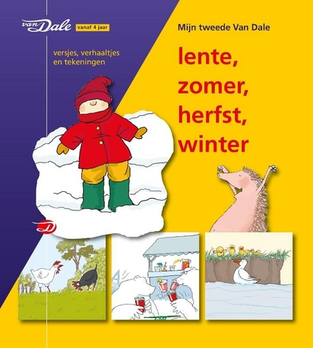 5e09fb6ffd9 Lente, zomer, herfst, winter : versjes, verhaaltjes en tekeningen ...