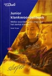 Van Dale junior klankwoordenboek : welke woorden laten onze taal het sterkst klinken?