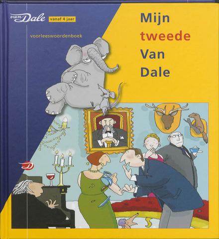 Mijn tweede Van Dale : voorleeswoordenboek