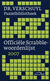 Officiële scrabblewoordenlijst 2007