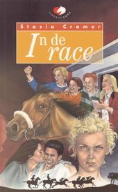 In de race