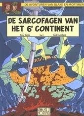 De sarcofagen van het 6e continent. Deel 2, Het duel van de geesten