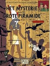 Het mysterie van de grote piramide. Deel 1, De papyrus van Manetho